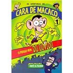 Livro - Aventuras do Cara de Macaco