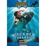 Livro - Aventuras Radicais - Isca de Tubarão Vol. 3