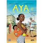 Livro - Aya de Yopougon: as Aventuras de Três Jovens Amigas na Costa do Marfim - Vol. 2