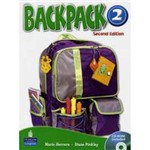 Livro - Backpack 2 - Workbook