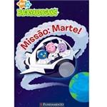 Livro - Backyardigans - Missão Marte