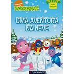 Livro - Backyardigans - uma Aventura na Neve (Com Adesivos!)