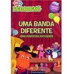 Livro - Backyardigans: uma Banda Diferente