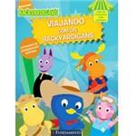 Livro - Backyardigans - Viajando com os Backyardigans (Livro de Atividades)