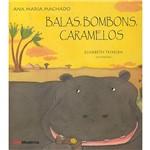 Livro - Balas, Bombons, Caramelos
