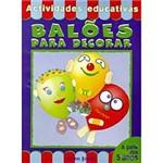 Livro - Balões para Decorar