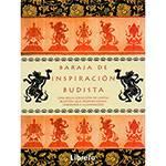 Livro - Baraja de Inspiración Budista: Una Bella Colección de Carta Budistas que Proporcionan Sabiduría e Iluminación
