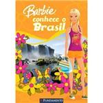 Livro - Barbie Conhece o Brasil