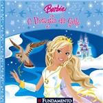 Livro - Barbie - o Dragão de Gelo