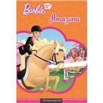 Livro: Barbie - Quero Ser Amazona