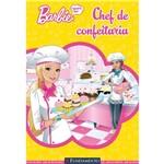 Livro - Barbie: Quero Ser Chef de Confeitaria