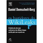 Livro - Bastidores do WikiLeaks, os - a História do Site Mais Controverso dos Últimos Tempos Escrita Pelo Seu Ex-Porta Voz