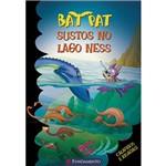 Livro - Bat Pat: Sustos no Lago Ness
