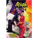Livro - Batman 66 - o Episódio Perdido