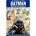 Livro - Batman - Morte em Família