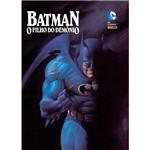 Livro - Batman: o Filho do Demônio
