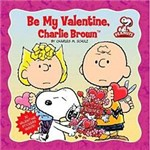 Livro - Be My Valentine, Charlie Brown