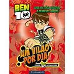 Livro - BEN 10 - um Vilão por Dia