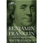 Livro - Benjamin Franklin: uma Vida Americana