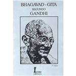 Livro - Bhagavad-Gita Segundo Gandhi