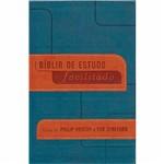 Livro - Bíblia de Estudo Facilitado (Masculino)