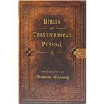 Livro - Bíblia de Transformação Pessoal