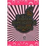 Livro - Biblia Petencostal para Meninas