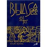 Livro - Bíblia Sagrada [Média Capa Cristal]