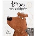 Livro - Bino, o Urso Mal Cheiroso