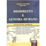 Livro - Biodireito e Genoma Humano: Perspectivas Jurídicas