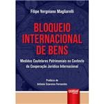 Livro - Bloqueio Internacional de Bens