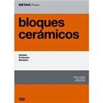 Livro - Bloques Cerámicos: Detalles, Productos, Ejemplos