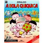 Livro - Bola Quiquica, a