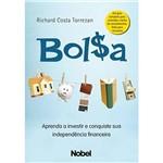 Livro - Bolsa - Aprenda a Investir e Conquiste Sua Independência Financeira
