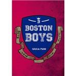 Livro - Boston Boys