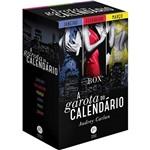 Livro - Box a Garota do Calendário (janeiro/ Junho)