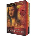 Livro - Box - as Aventuras de Robert Langdon - Edição Econômica