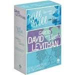 Livro - Box David Levithan: Will & Will: um Nome, um Destino; Garoto Encontra Garoto; Dois Garotos se Beijando (3 Livros)