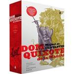 Livro - Box Dom Quixote de La Mancha