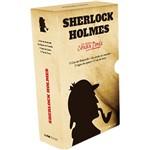 Livro - Box Especial Sherlock Holmes - 4 Volumes [Edição de Bolso]