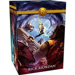 Livro - Box Heróis do Olimpo