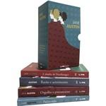 Livro - Box Jane Austen (4 Livros - Edição de Bolso)