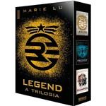 Livro - Box Legend