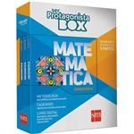 Livro - Box Matemática - Ensino Médio - Ser Protagonista - Volume Único