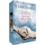 Livro - Box Padre Fábio: o Discípulo da Madrugada, Orfandades, Tempo de Esperas