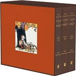Livro - Box Set - The Complete Calvin And Hobbes (3 Books)