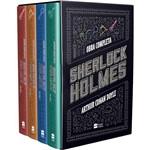 Livro - Boxe Sherlock Holmes: Obra Completa