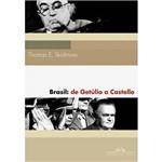 Livro - Brasil - de Getúlio a Castello (1930-64)