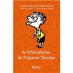 Livro - Brincadeiras do Pequeno Nicolau, as