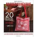 Livro Broderie Suisse Espirit Montagne (Bordado Suíço da Montanha)